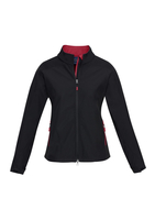 Ladies Geneva Softshell Jacket