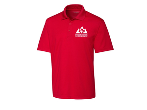 Youth Polo Shirt - Red